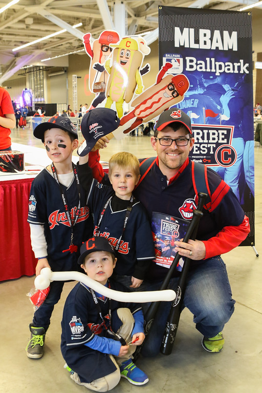 . David Turben - The News-Herald 2018 - Baseball - Indians Tribe Fest