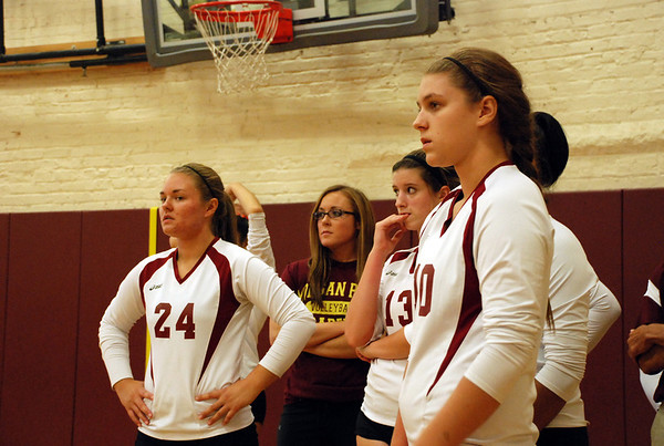Girls' Volleyball vs. Beecher