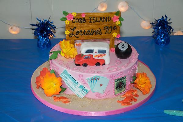 Lorraine's Birthday Party