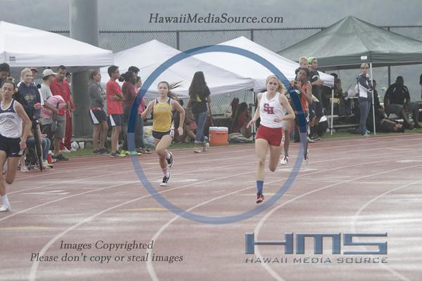 Girls 400m Dash 5-9-14