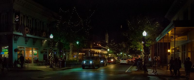 Christmas Time on Palafox Street