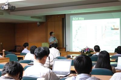 20100904 企業架構與資訊科技研討會