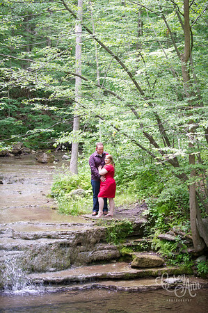 Katie & Jay Engaged in Halton Hills