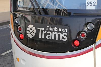 Edinburgh Tram 2017