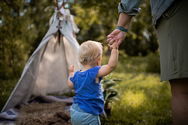 Olivia! | Camp Northern Lights Family Session
