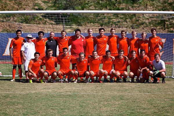 Pepperdine Men's Club Soccer 2013