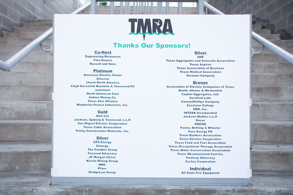 2017 TMRA Sine Die Event Photos
