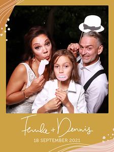 Bruiloft Dennis en Femke