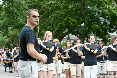 2007 Hinsdale Central Marching Band