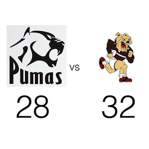 Pumas vs Border