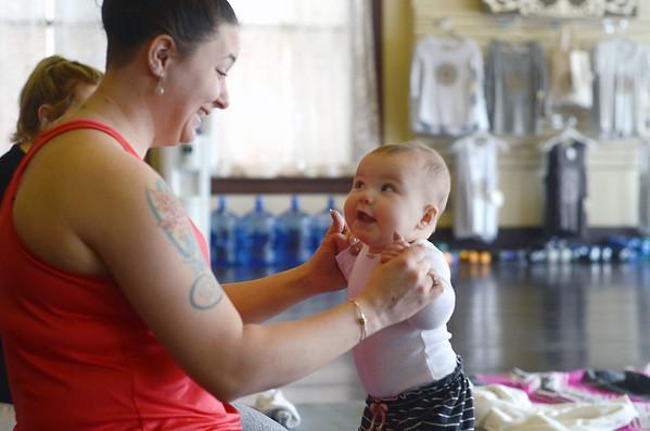 Baby Mama Yoga - 031019