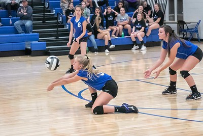 DMS Volleyball 10-07-2019