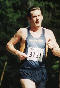2002 Sooke River 10K - Nick Walker