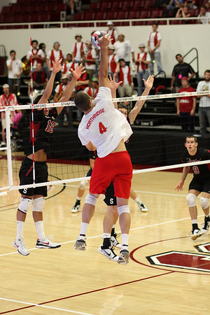 2010-05-01 Men's NCAA Volleyball - MPSF Championship - Final - CSUN vs. Stanford