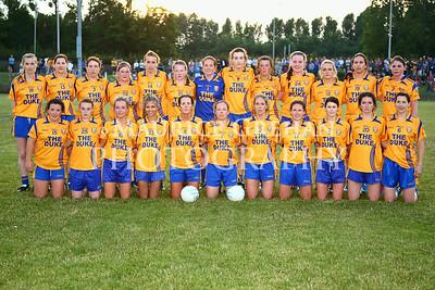 Na Fianna Ladies vs Fox\Cab Dublin County Final 250714