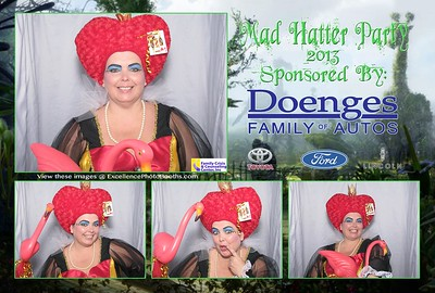 Mad Hatter Ball