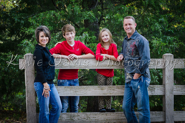The Oehlke Family
