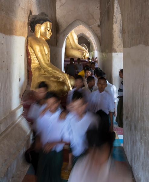 Gawdawpalin Temple, Bagan