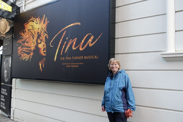 The Tina Trip (London/Belgium)