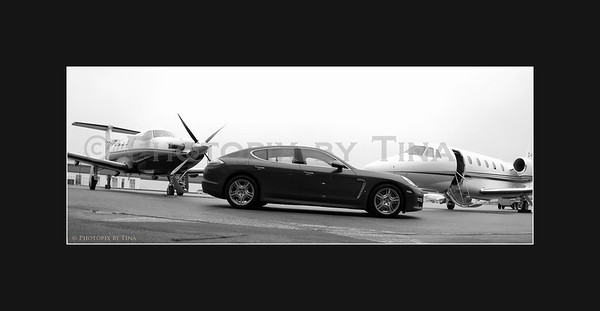 AirSprint, Porsche, Mombacho Cigars