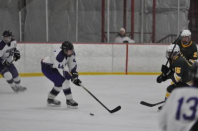 2017-2018 Varsity Hockey vs. Sycamore (01/06/2018)