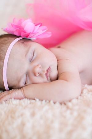 Brooke at 12 Days | Born Feb. 11, 2014