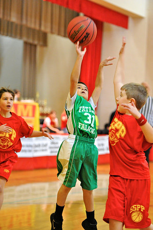 3.4.12 - Our Lady of Fatima vs. SS Peter & Paul - 2nd Grade Game