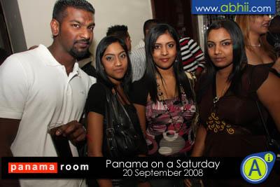 Panama - 20th September 2008