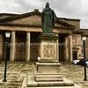 Queen Victoria Statue: Castle Square