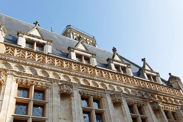 Hôtel des Créneaux XVe s. - Orleans