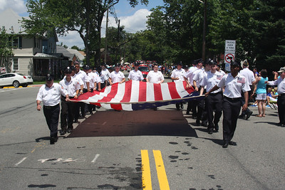 Ridgefield Park 4th of July Parade