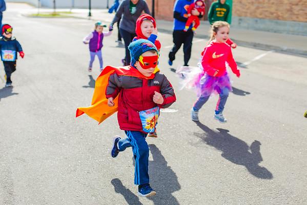 Kids Super Hero Run 4-27-19