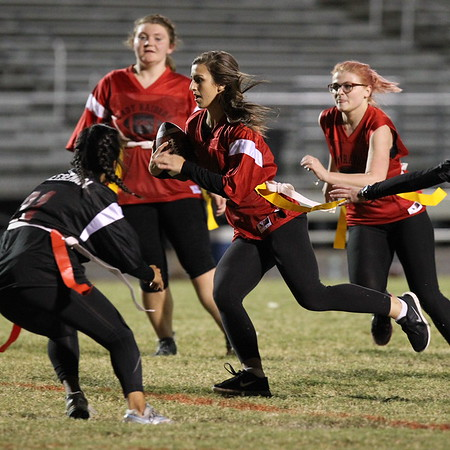 Powderpuff Football Games