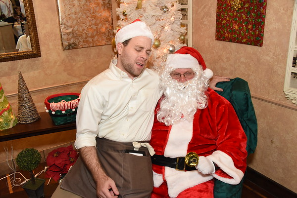 All Breakfast with Santa Brunch @ Brio Tuscan Grille 12-17