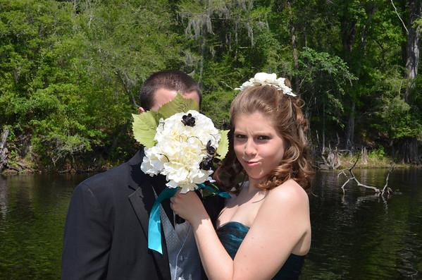 Kim Daly & Tony Crews Wedding