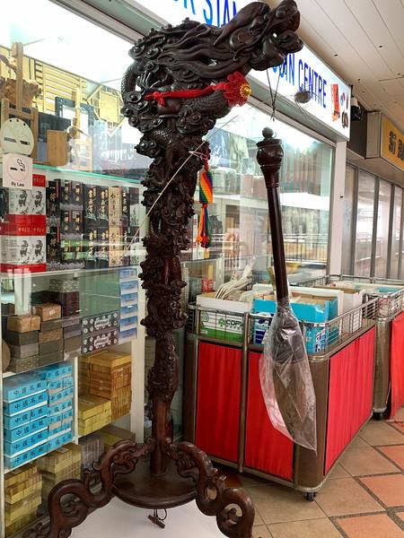 Photo: Shop display, Singapore