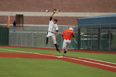 2018-05-03 LEHS Varsity v Wakeland District Game 1