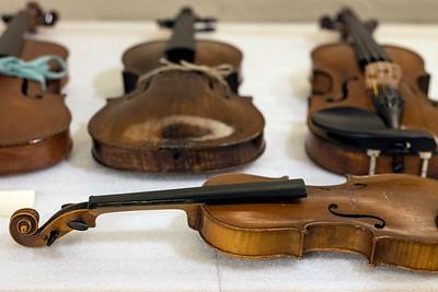 #2453/2454 Violins of Hope, 10/10/19