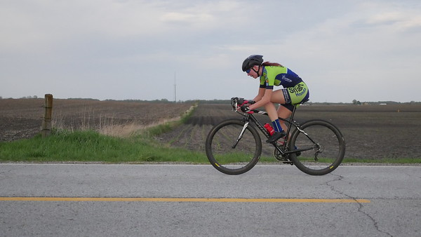 Elkhart Time Trial Series, pb Tompkins Industries - May 2018