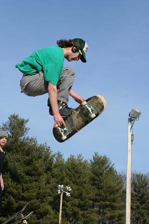 Ryan Joubert Skate Park