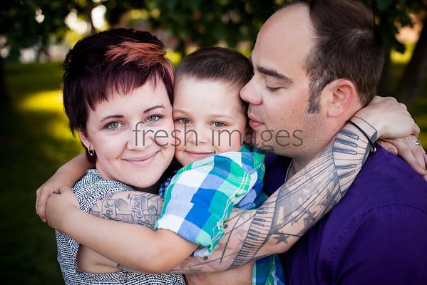 Tonkens Family Portraits