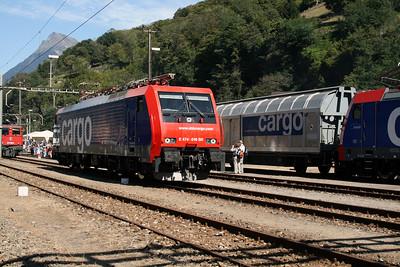 SBB Class 474