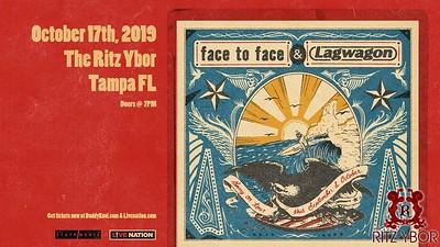 Lagwagon & Face to Face