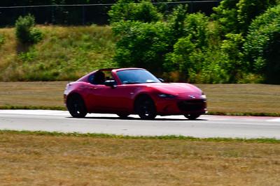 2020 SCCA July TNiA Pitt Race Interm Red Miata HT