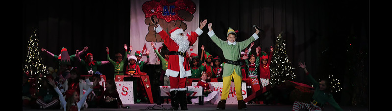 "181215 ALTAMONT CREEK PRESENTS ""ELF JR - THE MUSICAL"""
