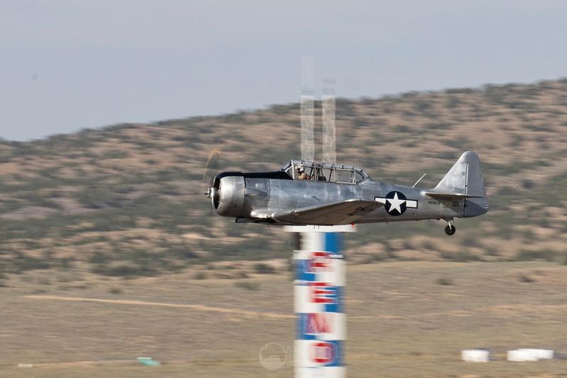 T-6 Photo Plane