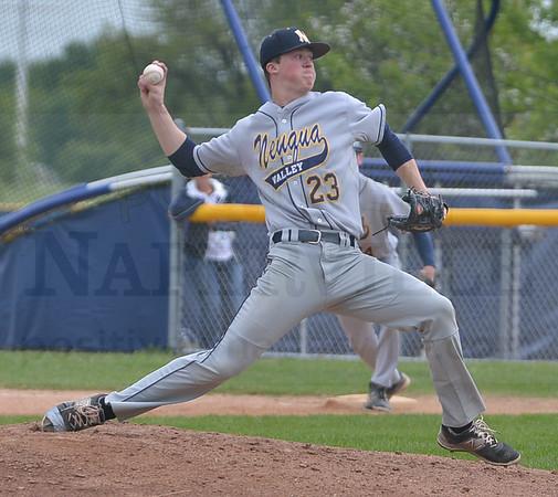 Baseball: PNHS @ NVHS 5/20/16