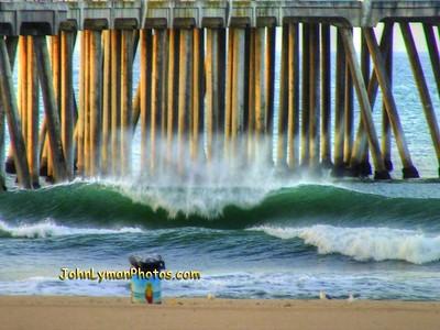 6/23/21 * DAILY SURFING VIDEOS * H.B. PIER