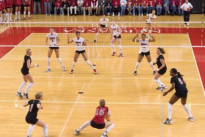Volleyball - Nebraska vs Texas Tech