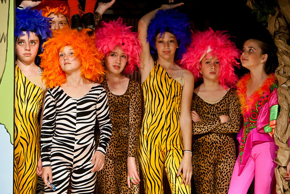 Seussical Broadway Experience Jr.